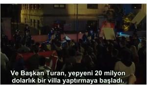 Amerikan dizisinde yer alan Türk siyaseti sahneleri sosyal medya gündeminde