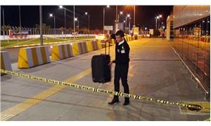 Batman Havalimanında 'şüpheli valiz' paniği