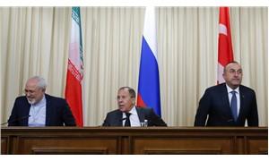 Türkiye, Rusya ve İran Dışişleri Bakanları bir araya gelecek
