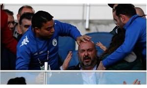 Giresunspor Başkanı Mustafa Bozdağ maç sonrası fenalaşarak hastaneye kaldırıldı