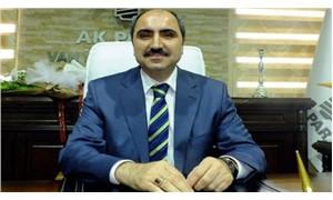 AKP Van İl Başkanı istifa etti