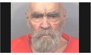 Dünyanın en çok tanınan seri katillerinden Charles Manson öldü