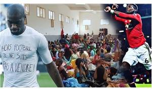 Futbol dünyası köle ticaretine duyarsız kalmadı