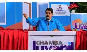 Nicolas Maduro: Yolsuz hırsızlar, vatan hainleri gibi yargılanacak