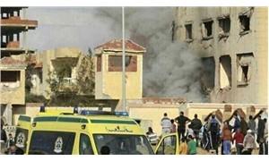 Mısır ordusu: Saldırganların bazılarını etkisiz hale getirdik