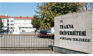 Bu kararı Trakya Üniversitesi aldı: Sürekli bakıyor diye  soruşturma açtılar