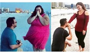 Birlikte 200 kilo verdiler