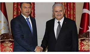 Yıldırım, Tacikistan Başbakanı Rasulzade ile bir araya geldi