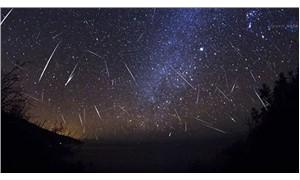 'İkizler' meteor yağmuru bu gece görülecek
