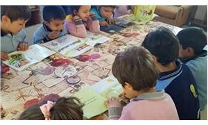 Berberden, köy çocukları için kitap projesi: Kitap korkusu yıkılmalı