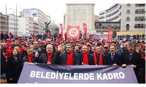 """DİSK/Genel-İş: """"Kadro mücadelesi devam edecek"""""""