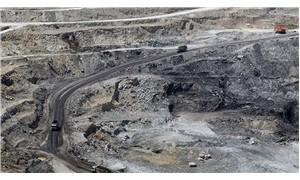 Maden işletmeleri atığını doğaya bırakıyor