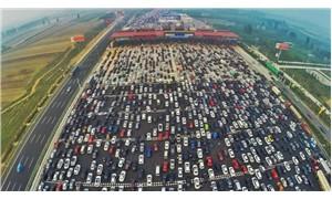 Çin kirlilikle mücadele için 553 model aracın üretimini yasakladı