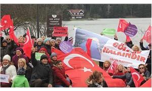 Gölcük protestoları geri  adım attırdı: İhale iptal