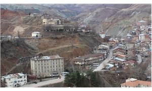 Maden için 'heyelanda her an kayabilir' uyarısı