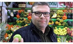 Kış aylarında yeşil eriğin kilosu 700 TL