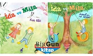 İki yaşa edebiyat: İda ve Mila Serisi