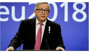 Juncker: Gazeteciler hapiste olduğu müddetçe Türkiye-AB ilişkileri gelişemez