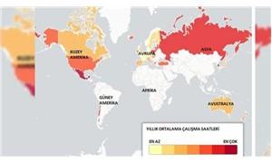 OECD: Dünyada en çok Meksikalılar çalışıyor