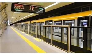 Sürücüsüz metroda sesli ve ışıklı uyarı yok