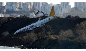 Trabzon Havalimanı, pistten çıkan uçağı kurtarma çalışmaları için 24 saatliğine kapatılacak