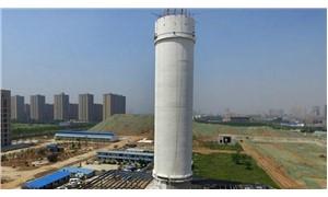 Çin, dünyanın en büyük hava temizleme kulesini inşa etti