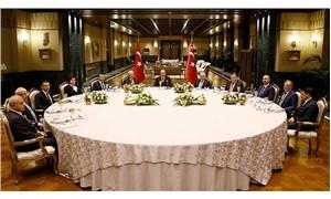 Erdoğan, yasama, yürütme ve yargı temsilcileriyle bir araya geldi