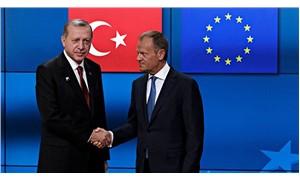 'Erdoğan, AB liderleriyle buluşacak'