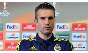 Fenerbahçe Robin van Persie ile yollarını ayırdı