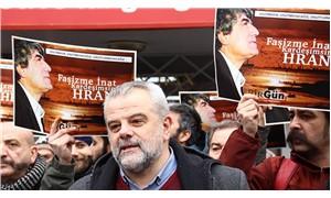 Hrant Dink, BirGün Gazetesi önünde anıldı