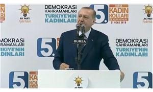 Erdoğan: Meydanlara çıkma yanlışını yapanlar olursa bedelini çok ağır öder