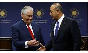 Tillerson: 'Güvenli bölge' konusunda herhangi bir teklifte bulunmadık