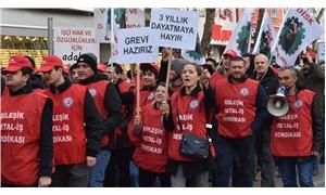 Bu ülkede grev hakkı ayaklar altındadır!