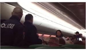 'Gaz çıkaran' yolcu nedeniyle uçak acil iniş yaptı