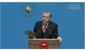 Erdoğan: Çiftçinin mazot maliyetinin yarısı ödenecek