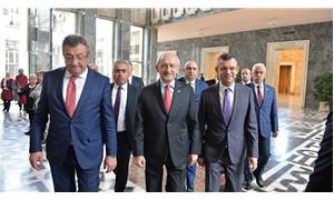 CHP uyum yasaları için teyakkuza geçti