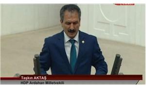 HDP Ardahan eski Milletvekili Taşkın Aktaş tutuklandı