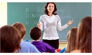 'Sözleşmeli öğretmen sayısı 60 bin'