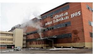 'Elbistan Şeker fabrikası arazisi için satılıyor'
