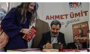 Yazar Ahmet Ümit: Yazarken 'acayip özgürüm' diyemiyorum