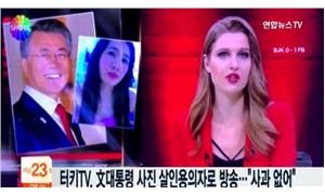 Cinayet haberinde Güney Kore devlet başkanının fotoğrafını kullanan Show TV özür diledi