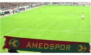 Amedspor başkanlarına 'örgüt propagandası' davasında ilk duruşmada beraat