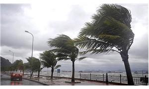 Marmara için kuvvetli rüzgar uyarısı