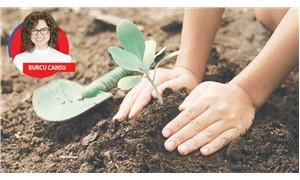 Toprağa solucanla yeniden hayat