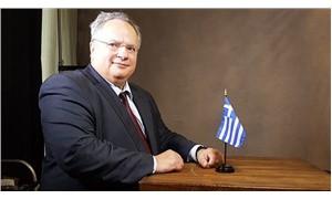 Yunanistan Dışişleri Bakanına mermili mektup gönderdiler