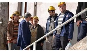 Bolu Valisi 1 işçiye mezar olan madeni inceledi