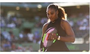 Serena Williams ilk turda elendi