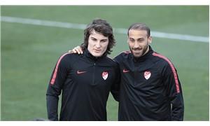 Türkiye, yeni formasını ilk kez Karadağ maçında giyecek