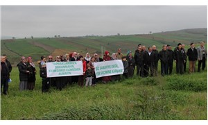Sakaryalı çiftçilerden tarım arazilerine sanayi bölgesi kurulmasına tepki