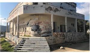 Datçalılar eski hükümet konağını kurtarmak istiyor